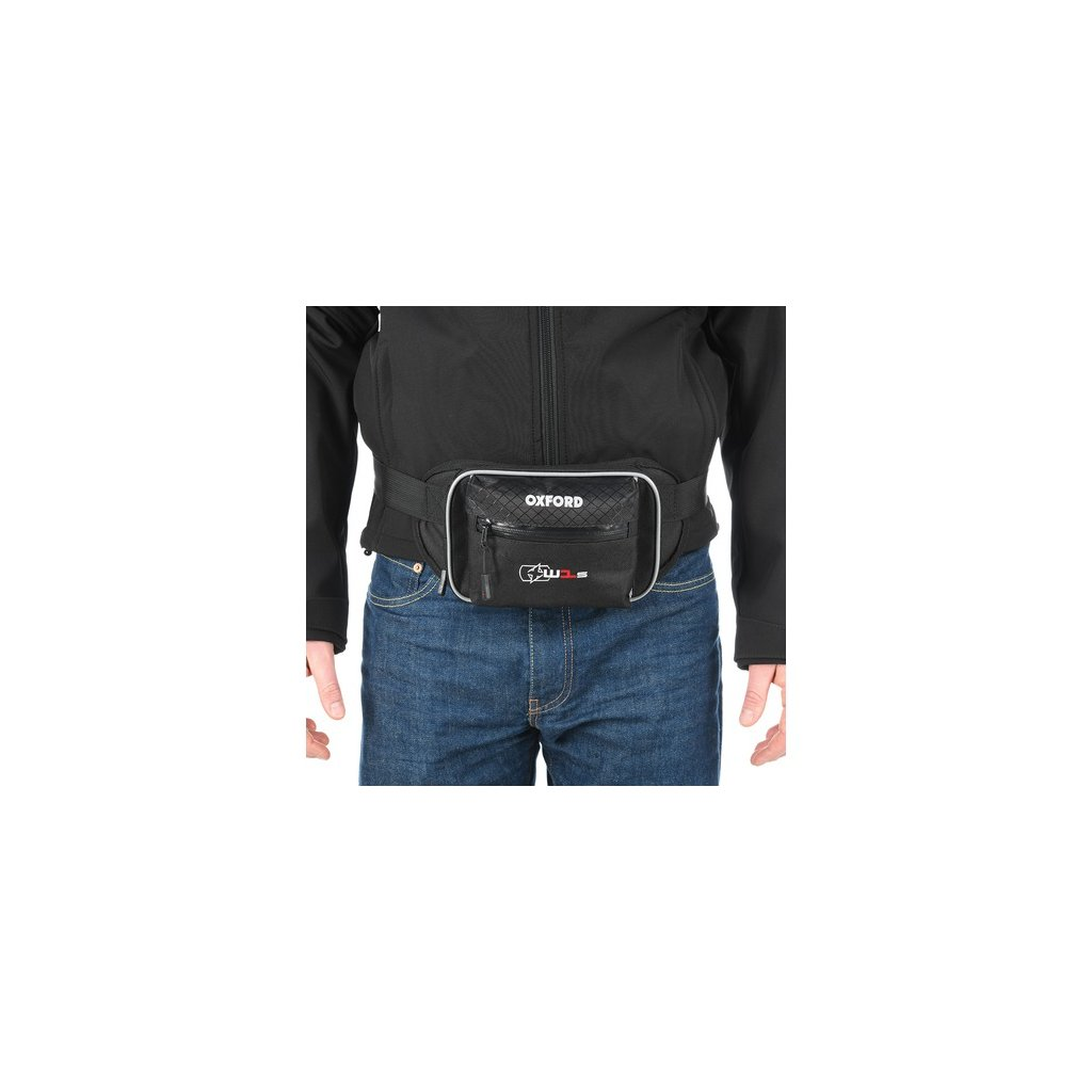 ledvinka XW1s Waist Bag, OXFORD (objem 1 l)