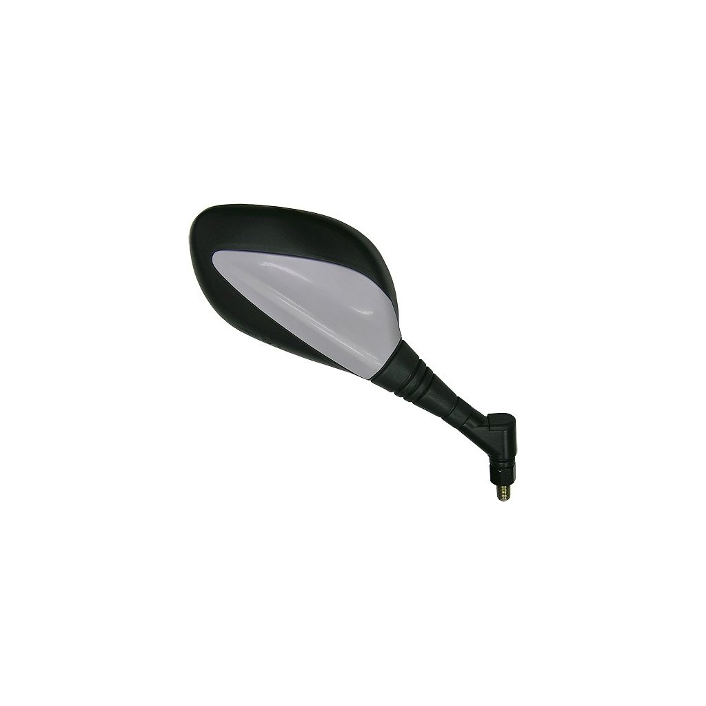 zpětné zrcátko plastové (závit pravý M10), Q-TECH, P
