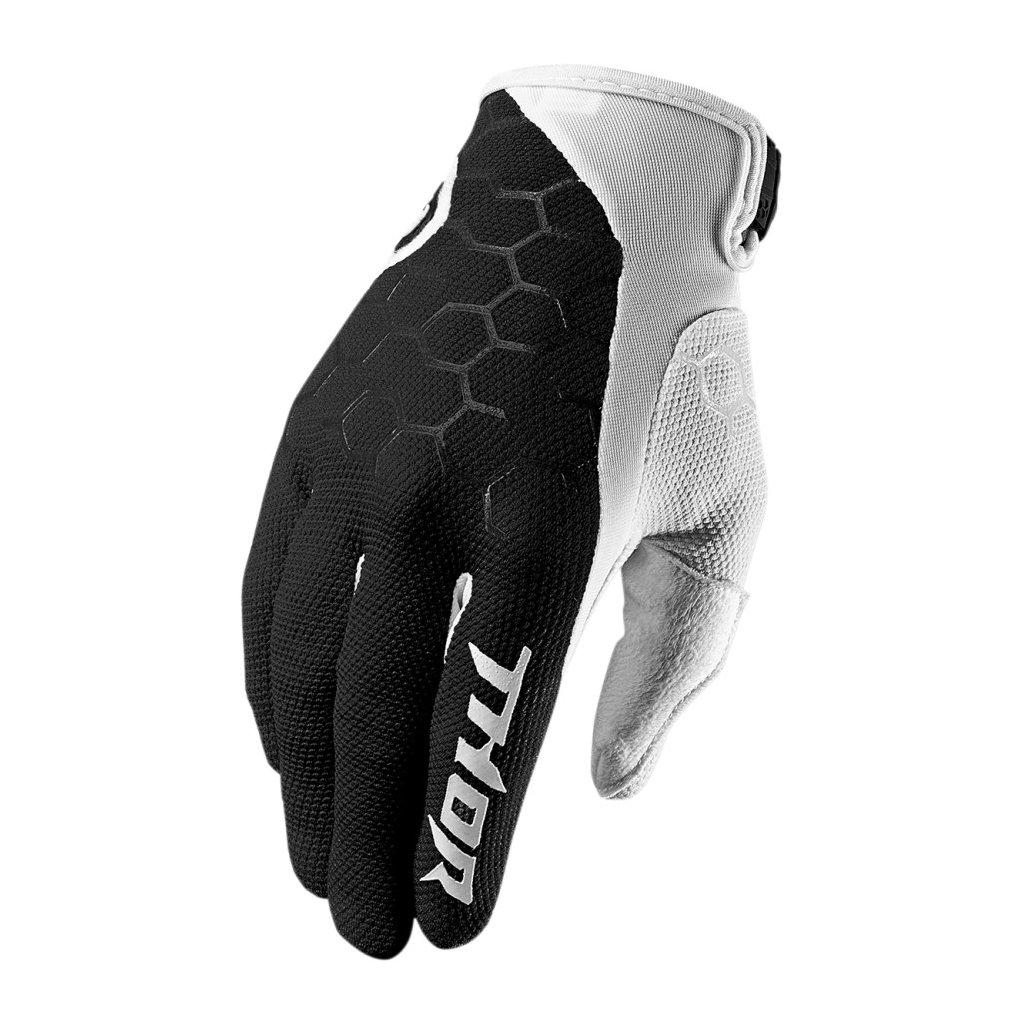 rukavice Thor Draft - černé