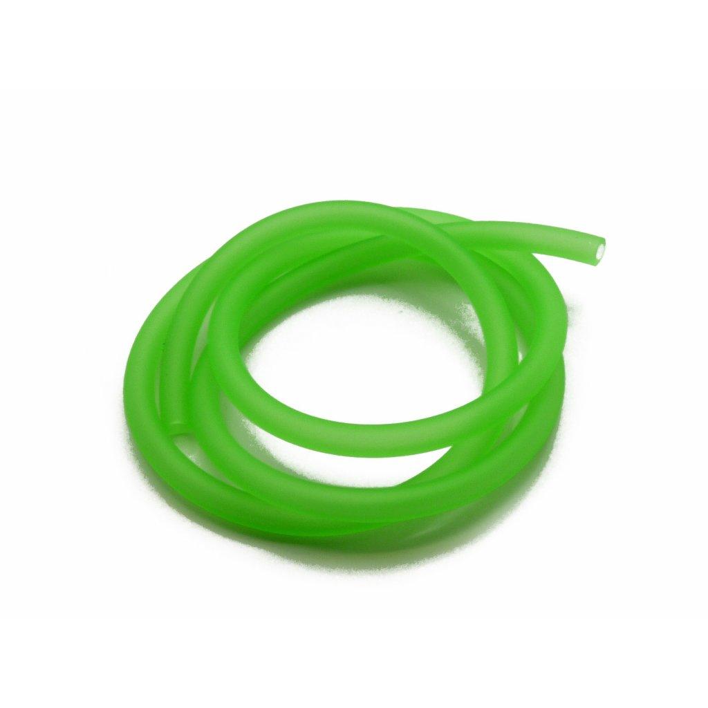 pitbike benzínová hadička zelená
