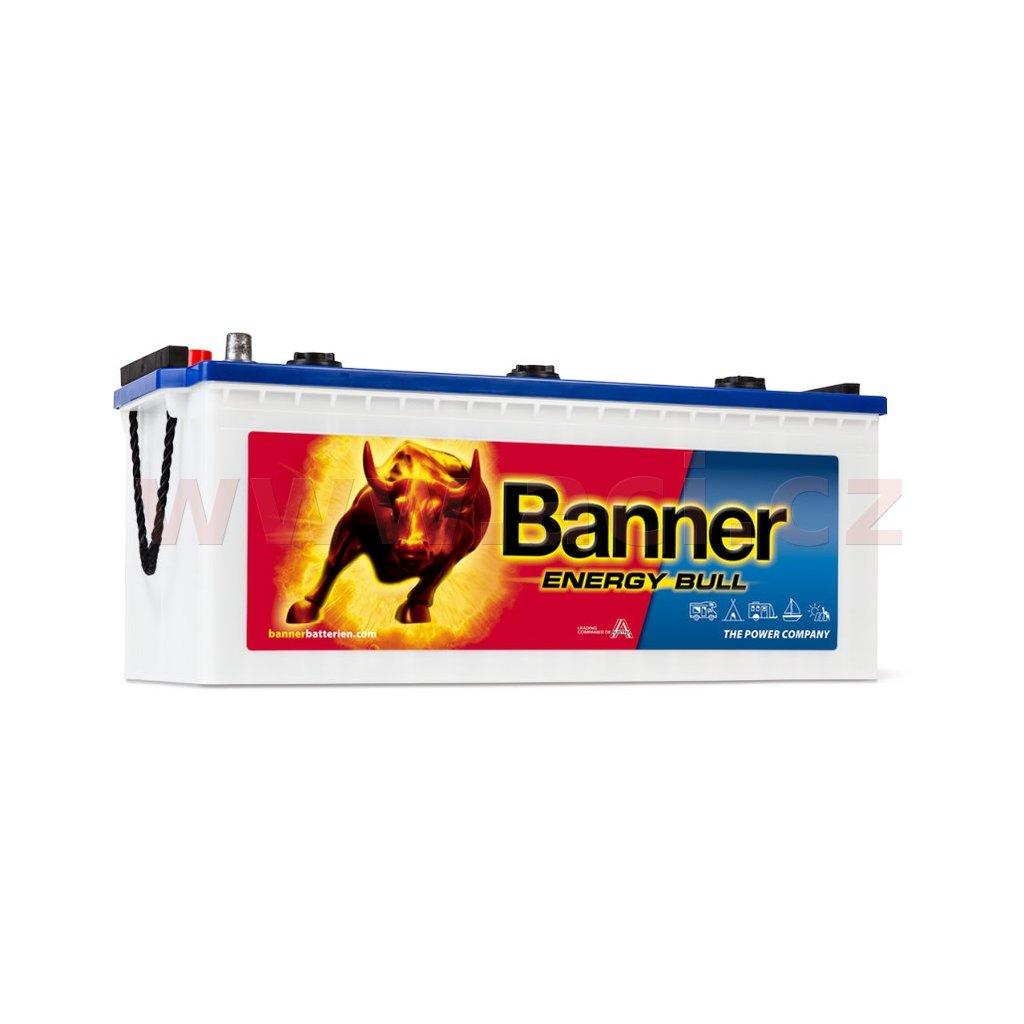 180Ah trakční baterie, levá BANNER Energy Bull 514x223x195(220)