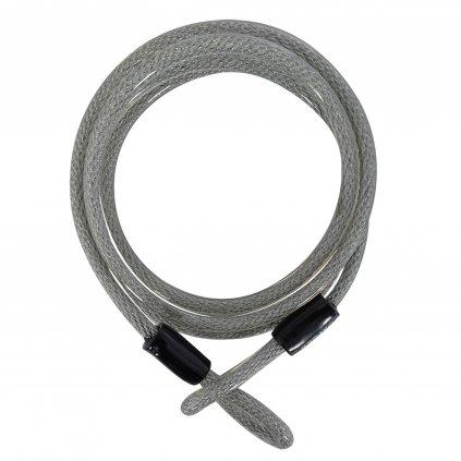 lanko ocelové LOCKMATE12 pro zámky, OXFORD (délka 2,5 m, průměr 12 mm)