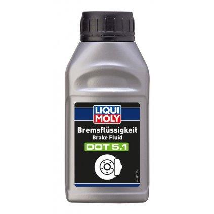 LIQUI MOLY Brake Fluid DOT5.1 - brzdová kapalina DOT5.1 250 ml