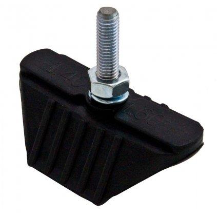 """HALTR - zámek proti protočení pláště pneu 1,4-1,6"""" (hliníkové jádro, přední pneu), RTECH"""