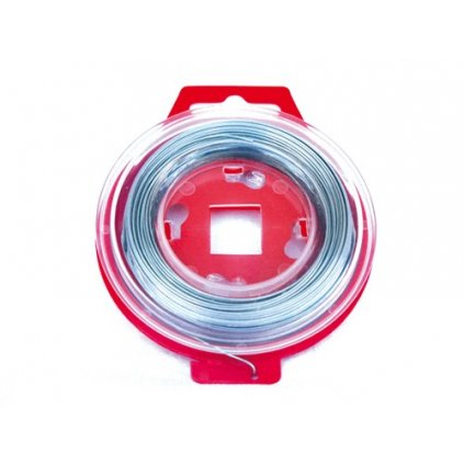 vázací drát pro zajištění gripů, RTECH (tl. 0,8 mm, délka 30 m, pozink)