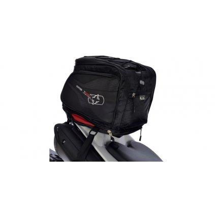 brašna na sedlo spolujezdce T25R Tailpack, OXFORD (černá, objem 25 l)