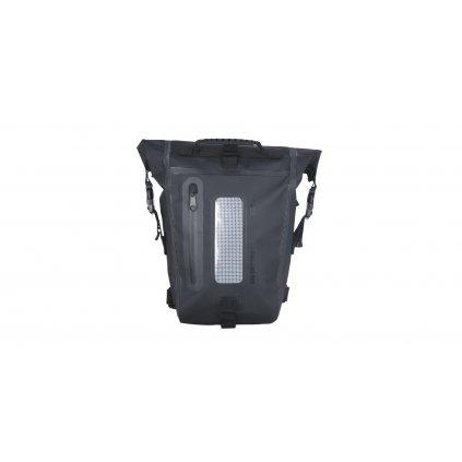 brašna na sedlo spolujezdce Aqua T8 Tail bag, OXFORD (černá, objem 8 l)
