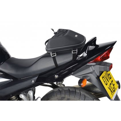 brašna na sedlo spolujezdce S-Series T5s Tail pack, OXFORD (černá, objem 5 l)