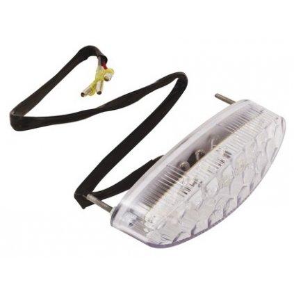 LED světlo zadní Eyeshot Tail light, OXFORD - Anglie (čirá optika)