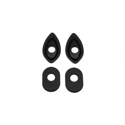adaptéry pro osazení blinkrů do kapotáží Honda, OXFORD (2 páry)