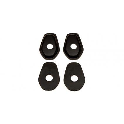 adaptéry pro osazení blinkrů do kapotáží Suzuki, OXFORD (2 páry)
