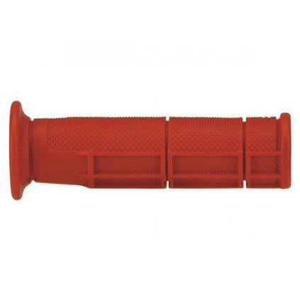 gripy (ATV) délka 125 mm, DOMINO (červené)