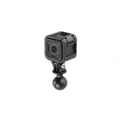 """adaptér na outdoorové kamery GoPro Hero s 1"""" kulovým čepem, RAM Mounts"""