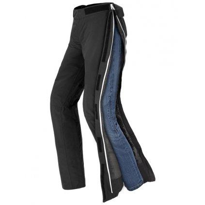 kalhoty převlekové SUPERSTORM LADY H2OUT, SPIDI, dámské (černé)