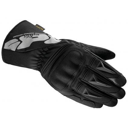 rukavice ALU PRO H2OUT, SPIDI - Itálie (černé/šedé)