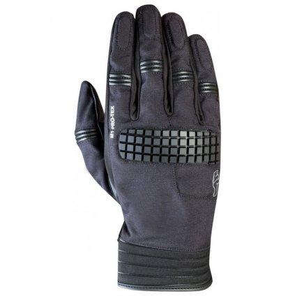 rukavice Day, MOTO ONE (černé)