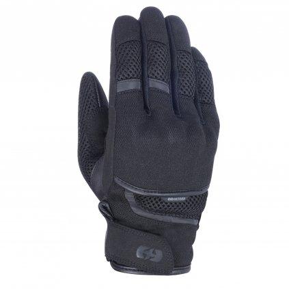 rukavice BRISBANE AIR, OXFORD (černé)