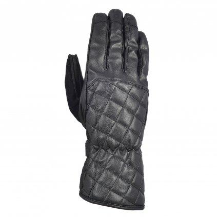 rukavice SOMERVILLE, OXFORD, dámské (černé)