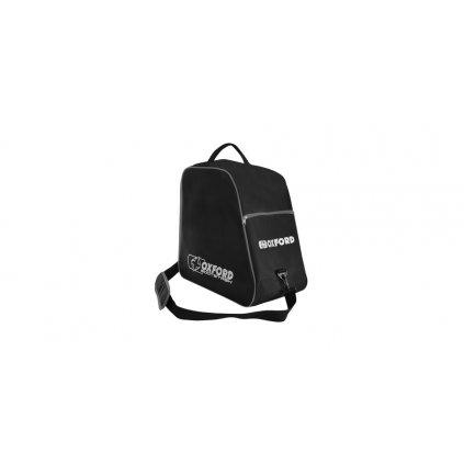 taška na boty Bootsack Deluxe, OXFORD (černá, polstrovaná)