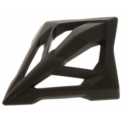 bradový chránič pro přilby AVIATOR 2.2, AIROH (černé)