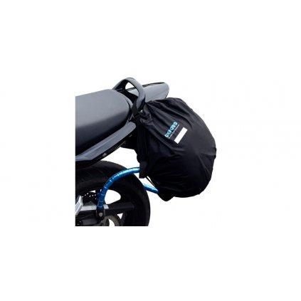 vak LIDLOCKER pro zabezpečení a uzamknutí přilby, OXFORD (černý)