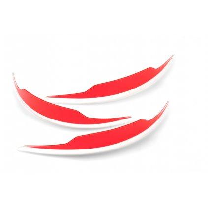 náhradní stěrky pro systém FORECAST ROLL- OFF 3 ks, 100% - USA