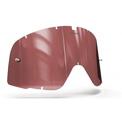 plexi pro brýle 100% Barstow, ONYX LENSES (červené s polarizací)