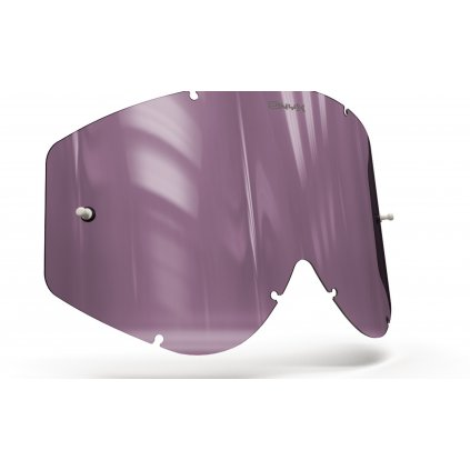 plexi pro brýle HZ/GMZ/GMZ2/GMZ3, ONYX LENSES (fialové s polarizací)
