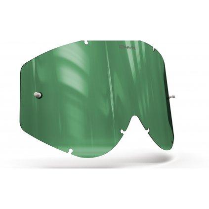 plexi pro brýle HZ/GMZ/GMZ2/GMZ3, ONYX LENSES (zelené s polarizací)