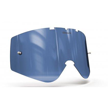 plexi pro brýle O'NEAL B-ZERO, OnyxLenses (modré s polarizací)