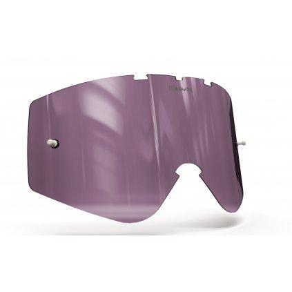 plexi pro brýle O'NEAL B-ZERO, OnyxLenses (fialové s polarizací)