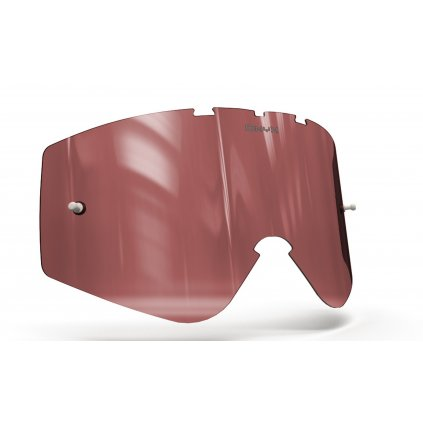 plexi pro brýle O'NEAL B-ZERO, OnyxLenses (červené s polarizací)