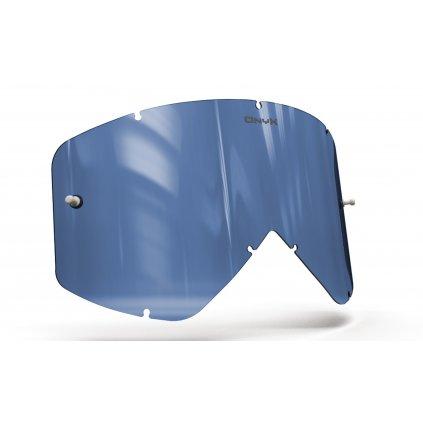 plexi pro brýle SMITH FUEL/INTAKE, OnyxLenses (modré s polarizací)