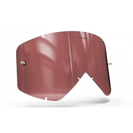 plexi pro brýle SMITH FUEL/INTAKE, OnyxLenses (červené s polarizací)