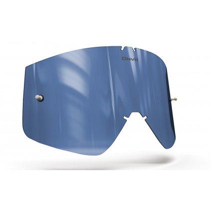 plexi pro brýle THOR COMBAT/SNIPER/CONQUER, OnyxLenses (modré s polarizací)