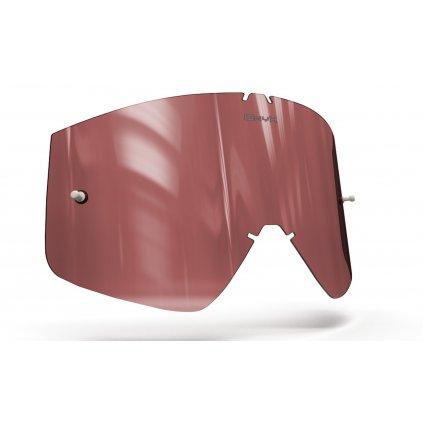plexi pro brýle THOR COMBAT/SNIPER/CONQUER, OnyxLenses (červené s polarizací)