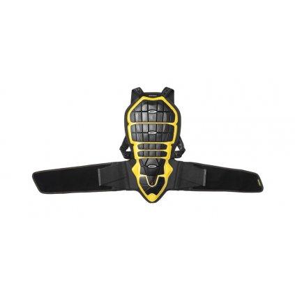 páteřový chránič BACK WARRIOR 170/180, SPIDI (černý/žlutý)