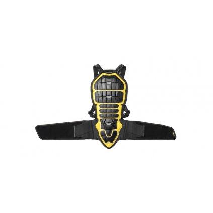 páteřový chránič BACK WARRIOR 180/195, SPIDI (černý/žlutý)