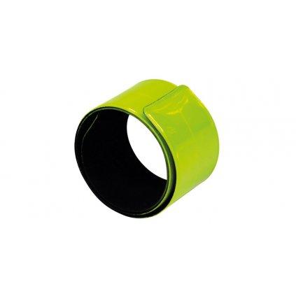 reflexní pásek Bright Wrap, OXFORD - Anglie (žlutá fluo)