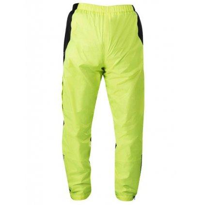 kalhoty HURRICANE, ALPINESTARS (černé/žluté fluo)
