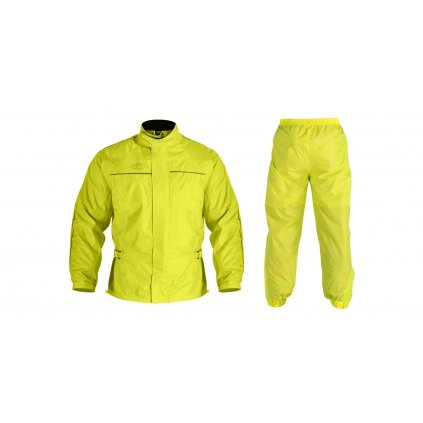 bunda a kalhoty RAIN SEAL, OXFORD (žlutá fluo)