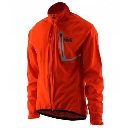 bunda Hydromatic, 100% (oranžová)