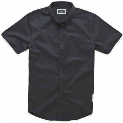 košile s krátkým rukávem AERO, ALPINESTARS (černá)