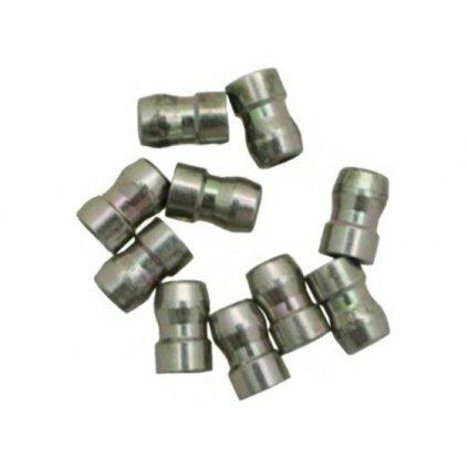 koncovka svíčky ocel (povlak zinek/nikl) 10kusů, BRISK - Česká Republika