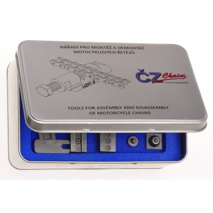 dělící a nýtovací přípravek VZR-6 pro řezy typu 520/525/530, ČZ - ČR