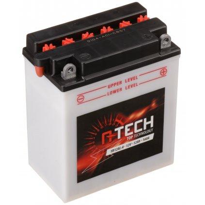 baterie 12V, YB12AL-A, CB12AL-A2, 12Ah, 160A, konvenční 134x80x160, A-TECH (vč. balení elektrolytu)