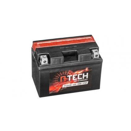 baterie 12V, FT12A-BS, 10Ah, 175A, bezúdržbová MF AGM 150x87x105, FULBAT (vč. balení elektrolytu)