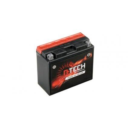 baterie 12V, YT12B-BS, 11Ah, 125A, bezúdržbová MF AGM 151x70x130, A-TECH (vč. balení elektrolytu)