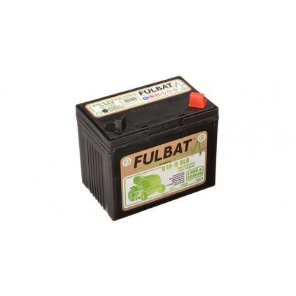 baterie 12V, U1R-9 SLA, 28Ah, pravá, bezúdržbová MF AGM, 195x125x176, FULBAT (aktivovaná ve výrobě)