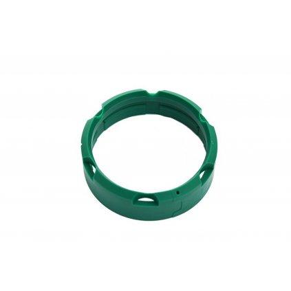 ochranný kroužek předního tlumiče (pro přední vidlice Kayaba Marzocchi Sachs 48 mm), SKF (sada 2 ks vč. závlaček)